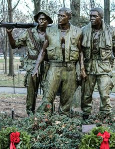 Vietnam Soldiers War Memorial